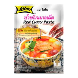 Lobo red curry paste 50 gr